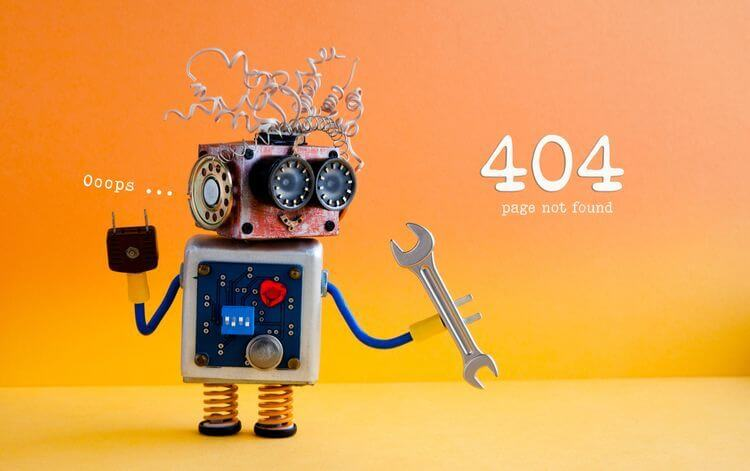 error 404 sabes como solucionarlo