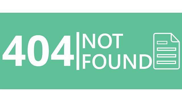 Error 404 descubre como solucionarlo en rankeamiweb
