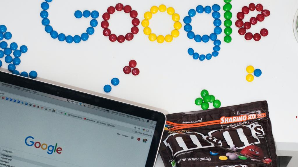 motor de búsqueda de Google